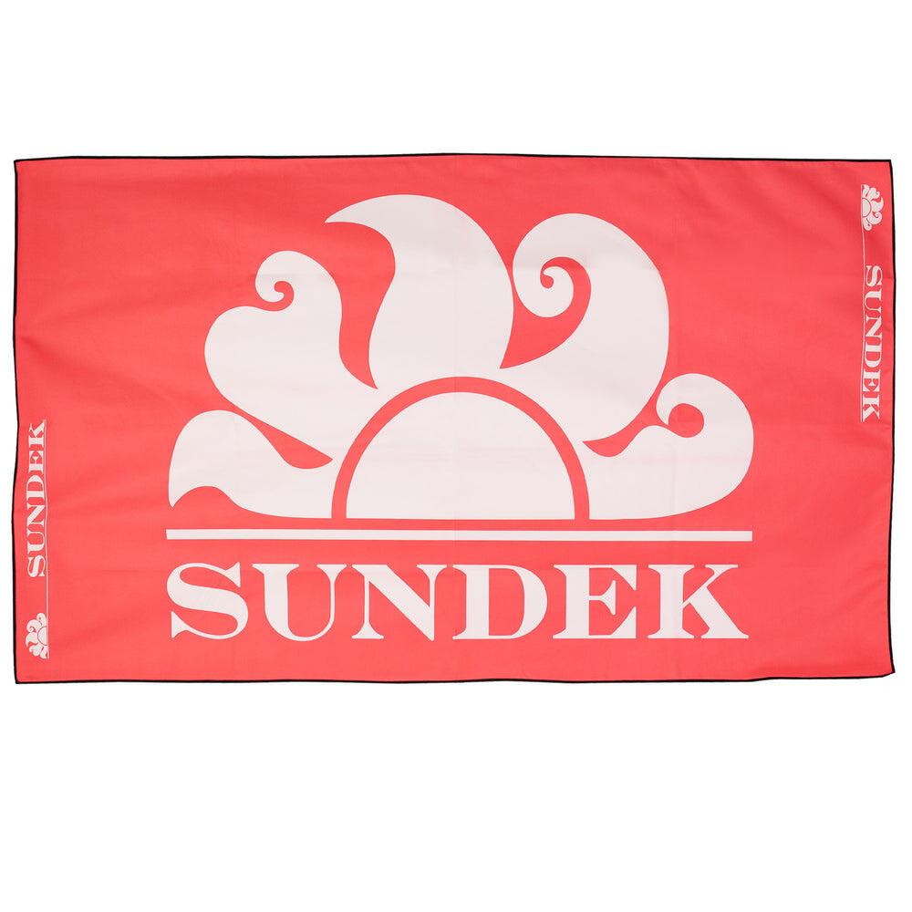 Jin Microfiber Beach Towel Flamingo