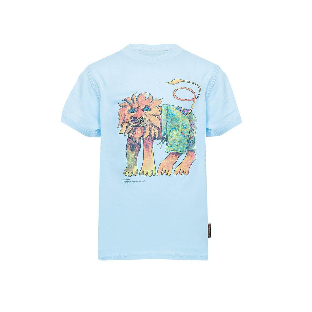 lion t shirt for boys