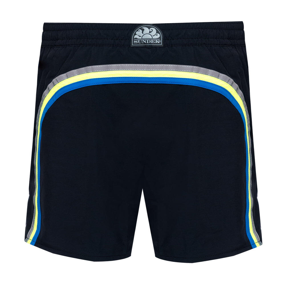 4 way stretch swim shorts