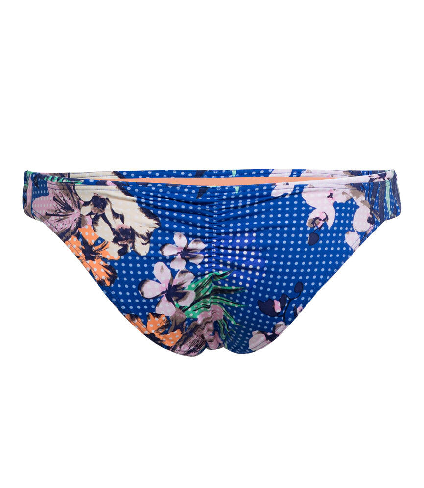 Exotic Floral Bottom Cheeky Hipster