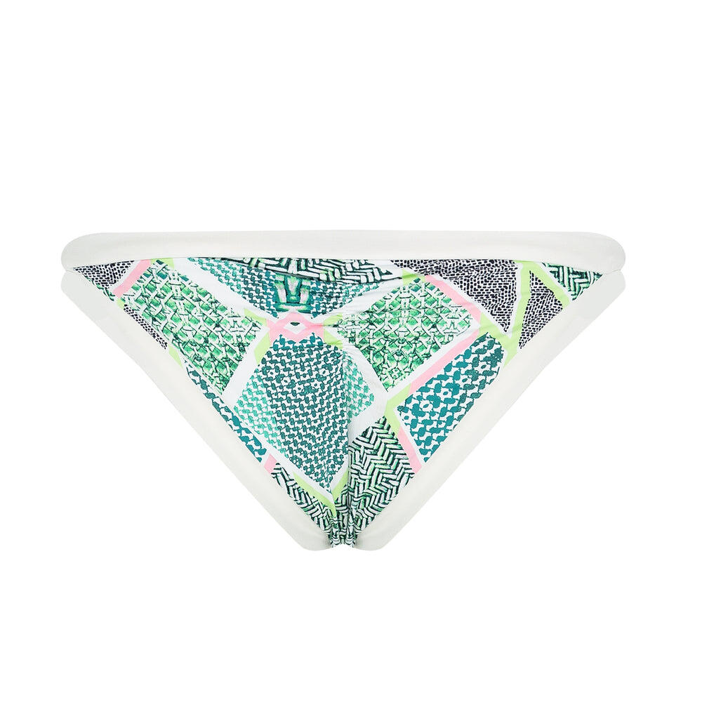 Geometric Tribe Cheeky Hipster Pant