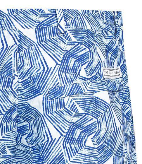 Blueys Umbrellas Blue Men's Swim Shorts