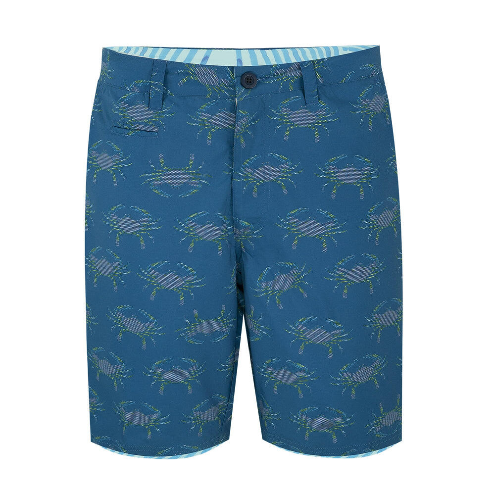 Blueys Crabs Navy Men's Swim Short