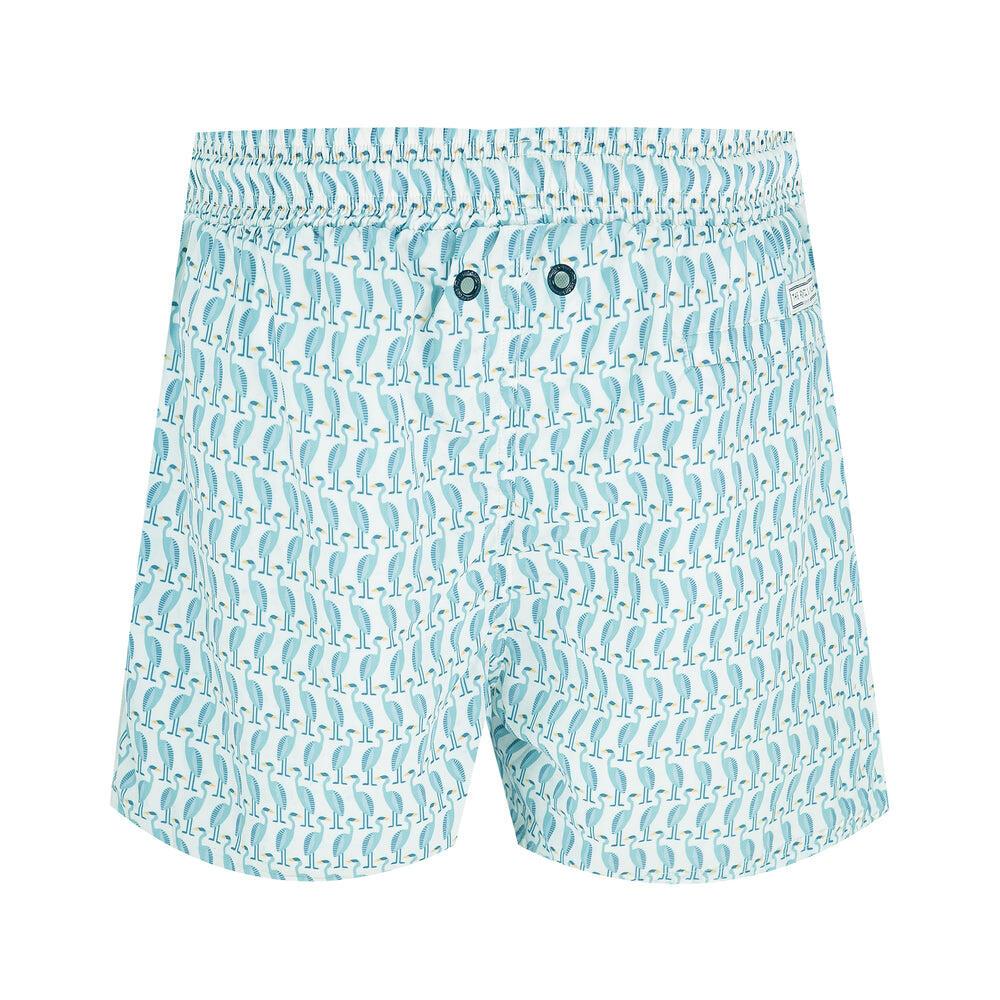 Balmoral Birds Men's Swim Short