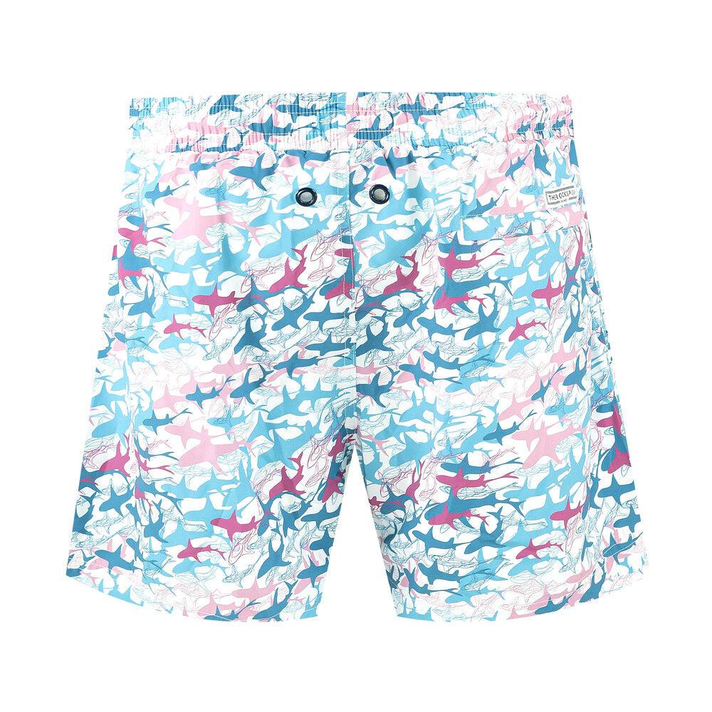 Balmoral Shark Men's Swim Short
