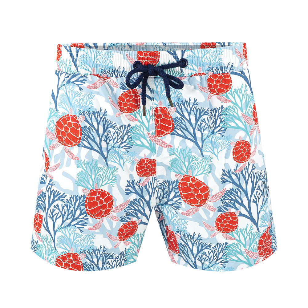 Balmoral Turtles Men's Swim Shorts