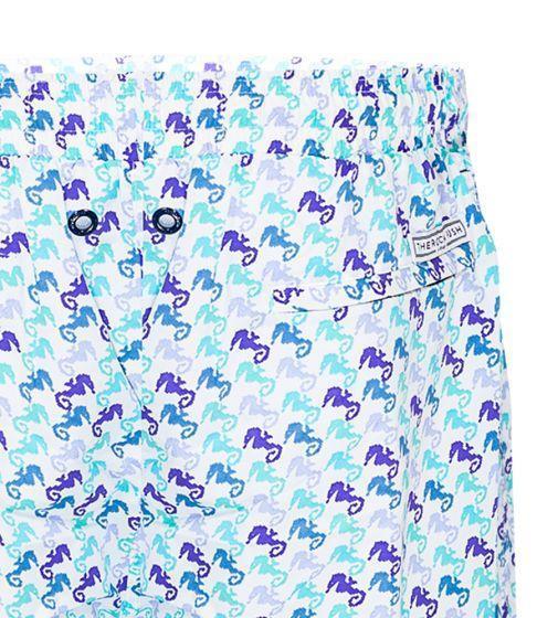 Balmoral Seahorse Blues Men's Swim Shorts