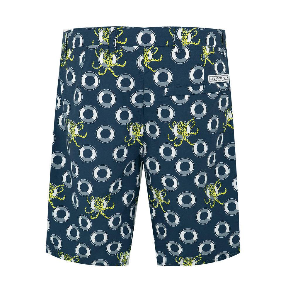 Blueys Blue Ringed Octopus Men's Swim Shorts
