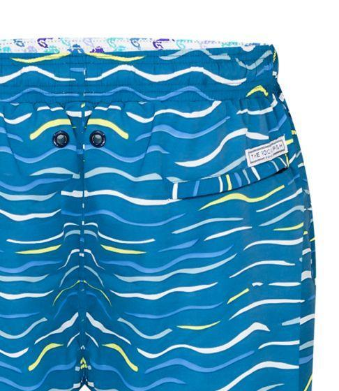 Balmoral Sun on Sea Men's Swim Shorts