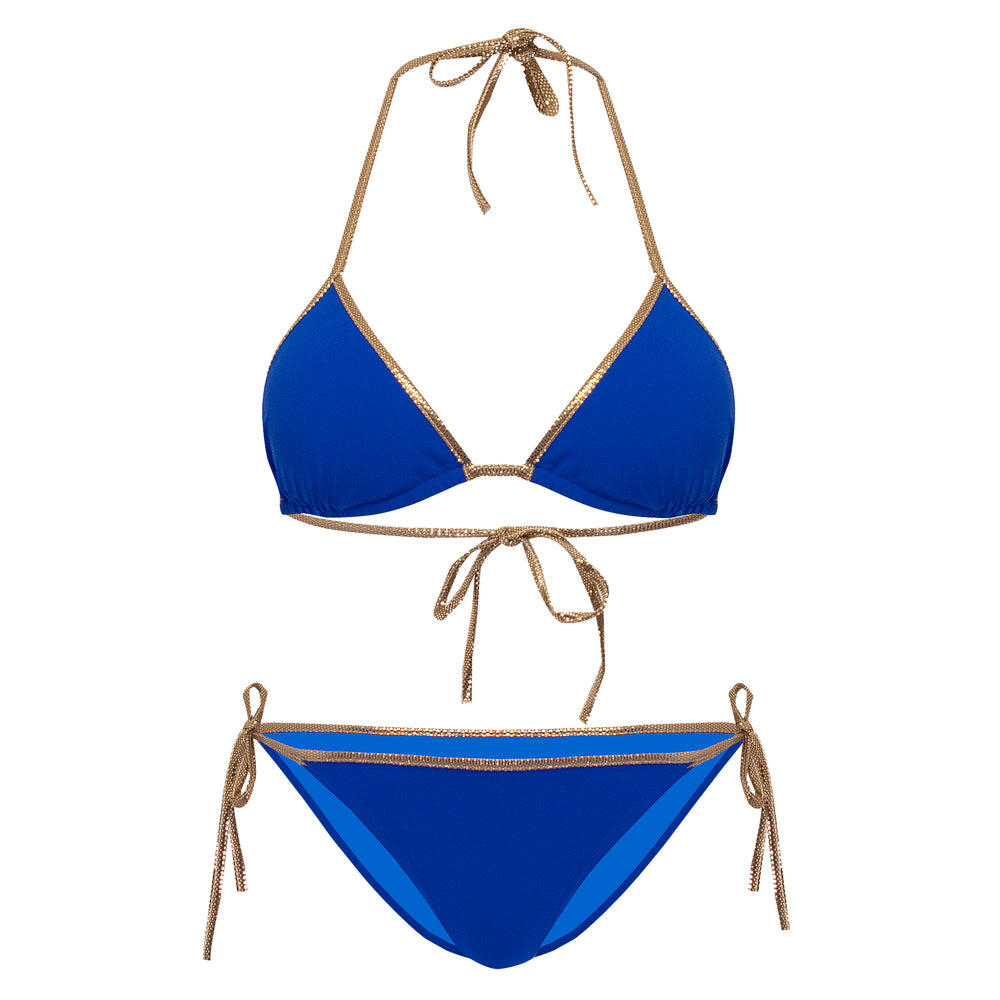 Goa Hampton Bikini Set Dark Blue/Blue