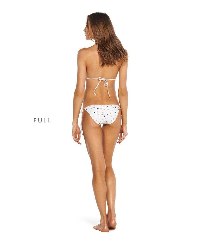 Arena Ripple Tie Full Cut Bikini Bottom