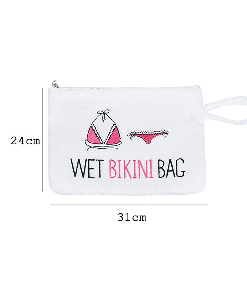 Wet Bikini Bag