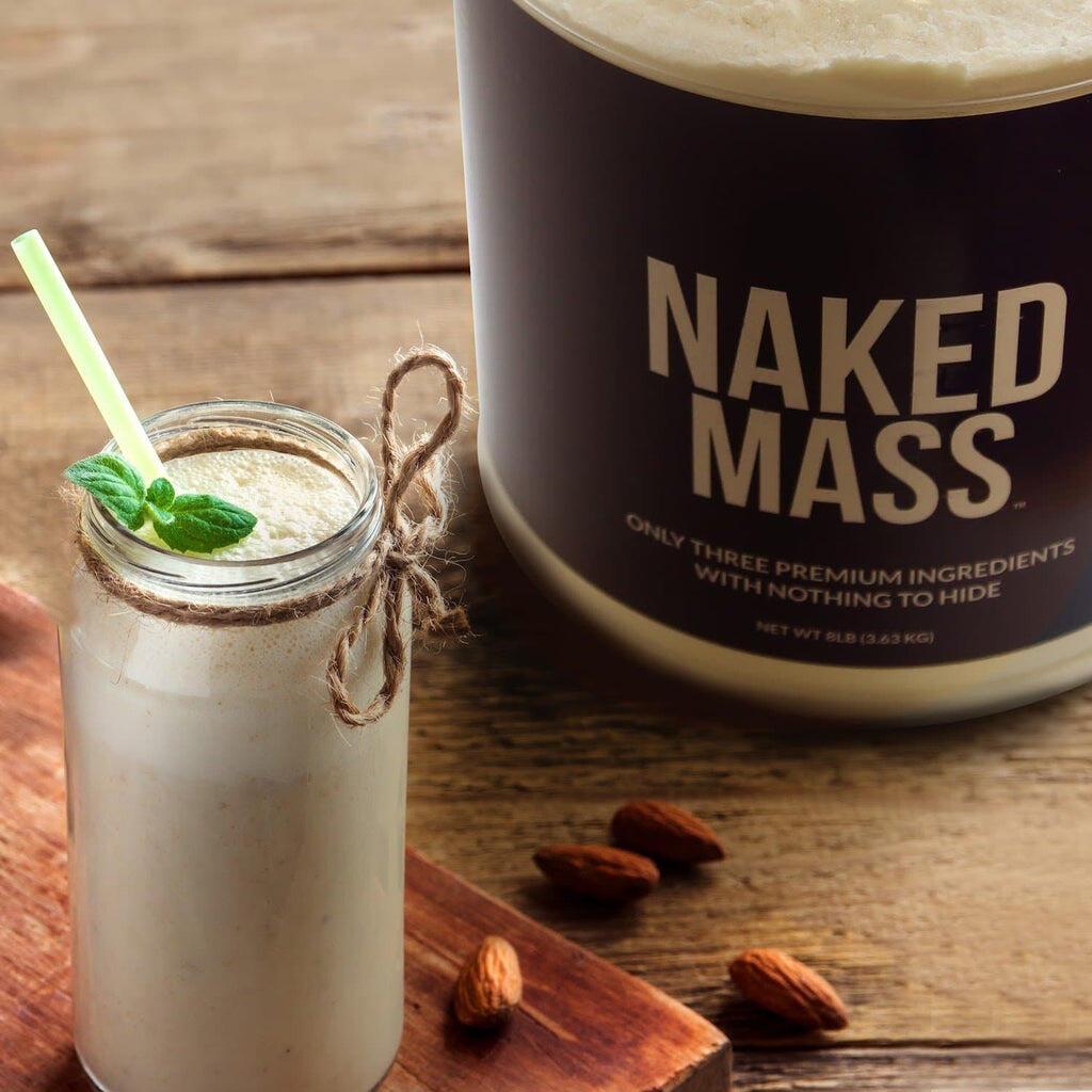 mass gainer shakes
