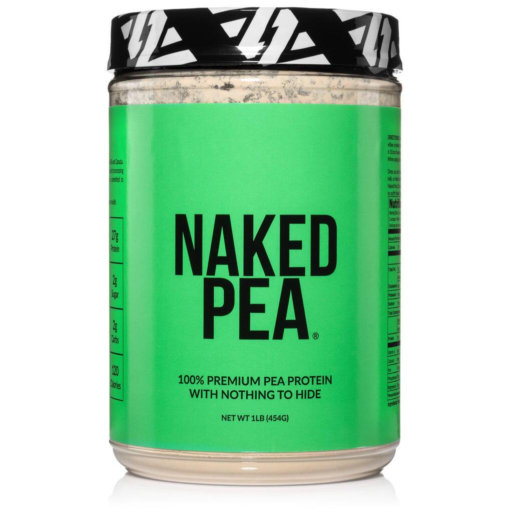 Pea Protein Powder 1lb | Naked Pea - 1lb
