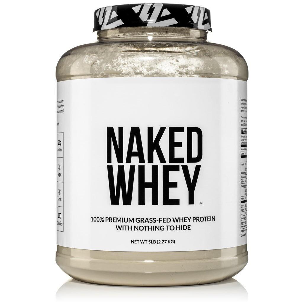 best grass fed whey protein powder