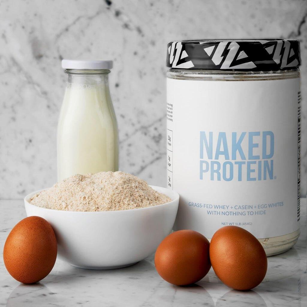 egg casein whey protein blend
