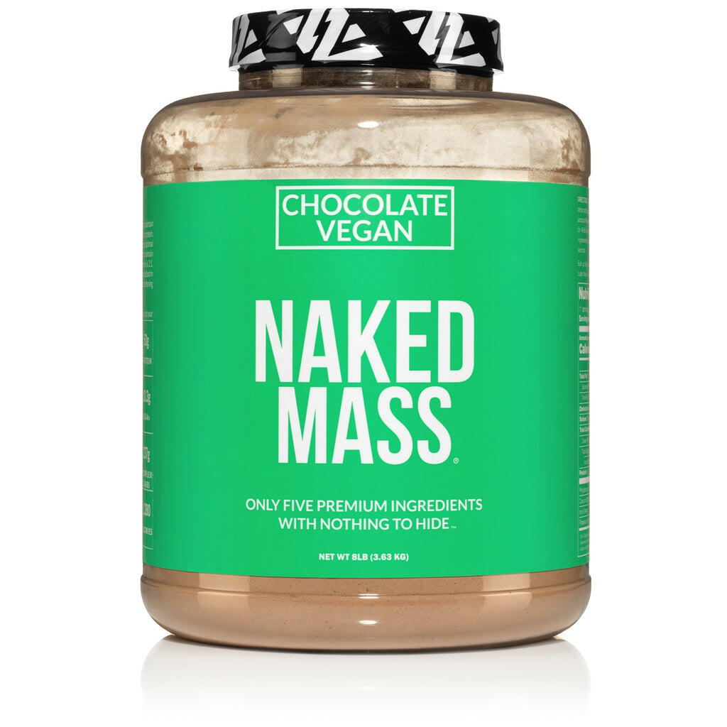 chocolate vegan weight gainer