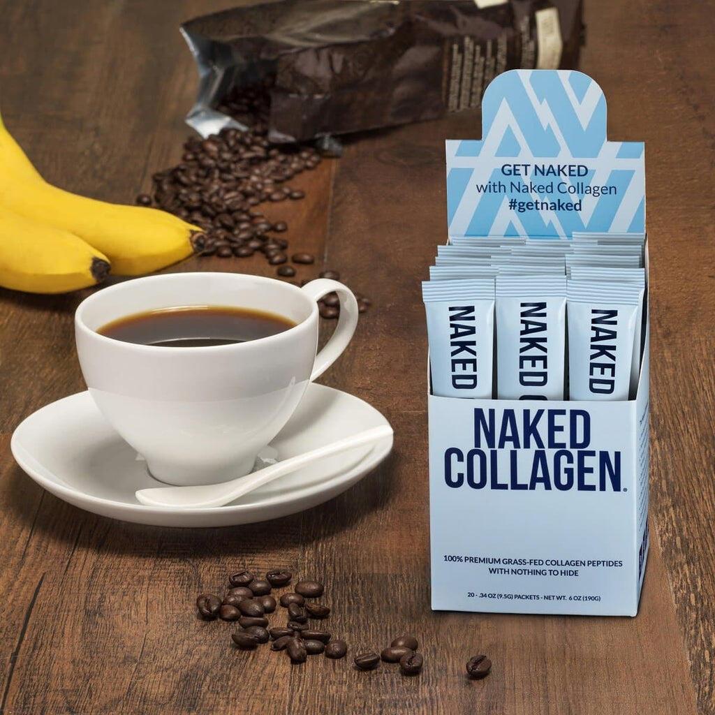 20 collagen packets