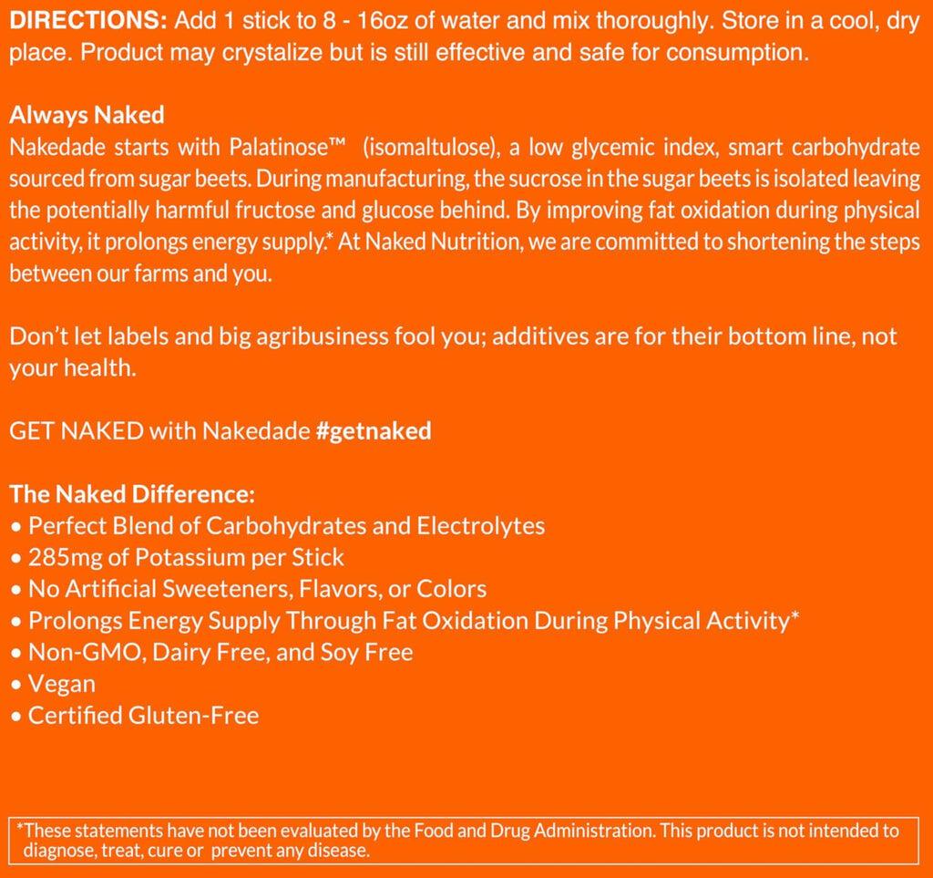 hydration powder nutrition