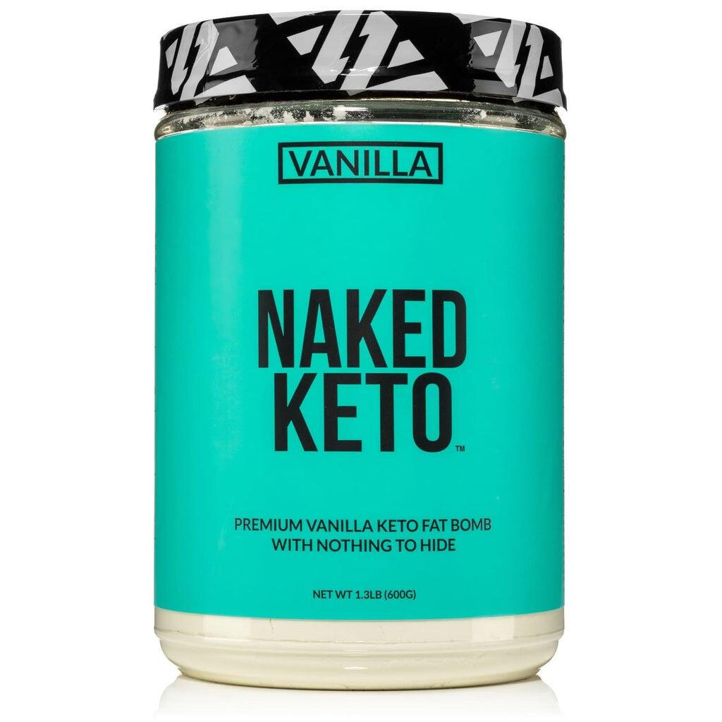 vanilla fat bomb keto supplement