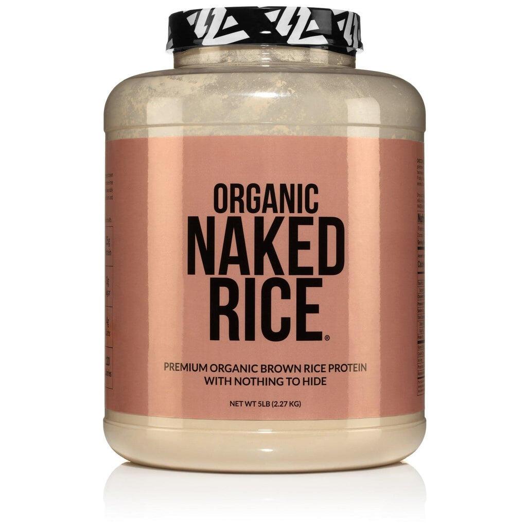 organic rice protein powder