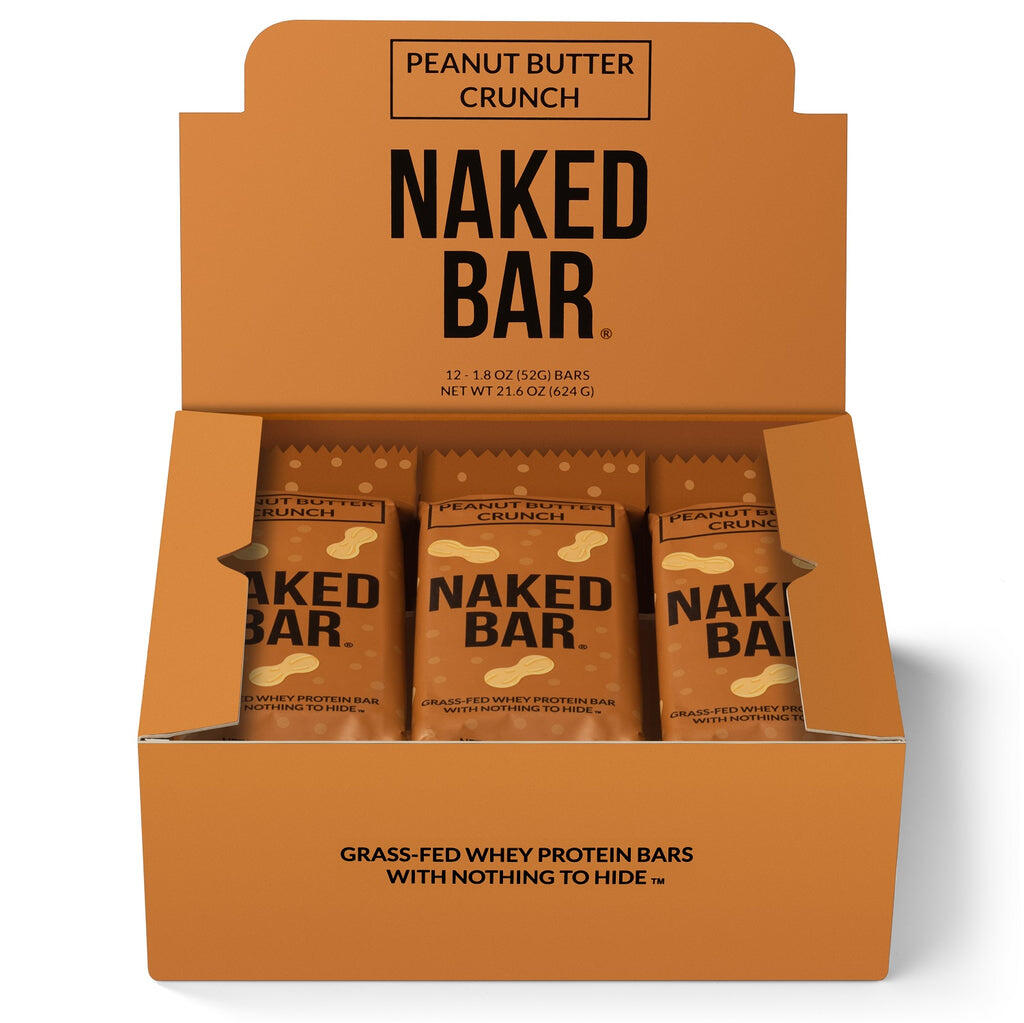 12 pack peanut butter protein bars