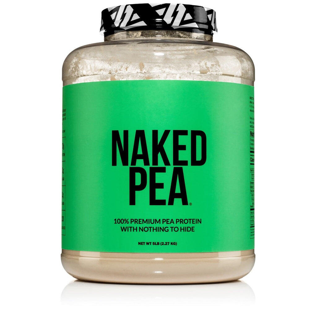 unflavored pea protein powder