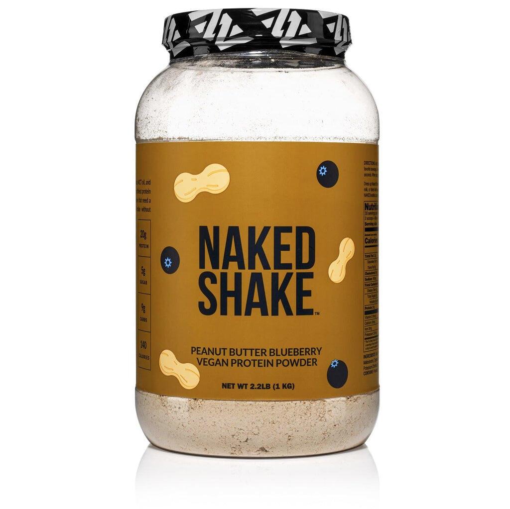 PB Blueberry Vegan Protein | Naked Shake - 30 Servings