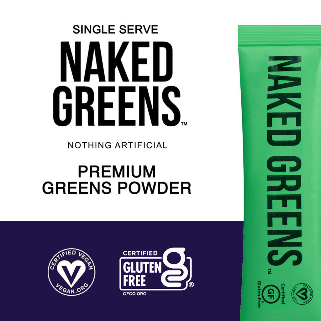 Greens Superfood Packets | 15 Naked Greens Powder Packets
