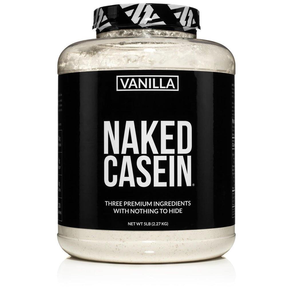 vanilla casein protein powder