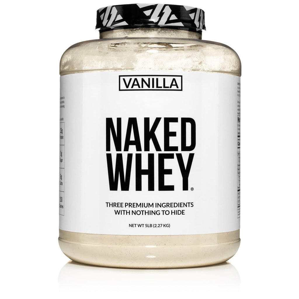 vanilla grass fed whey protein