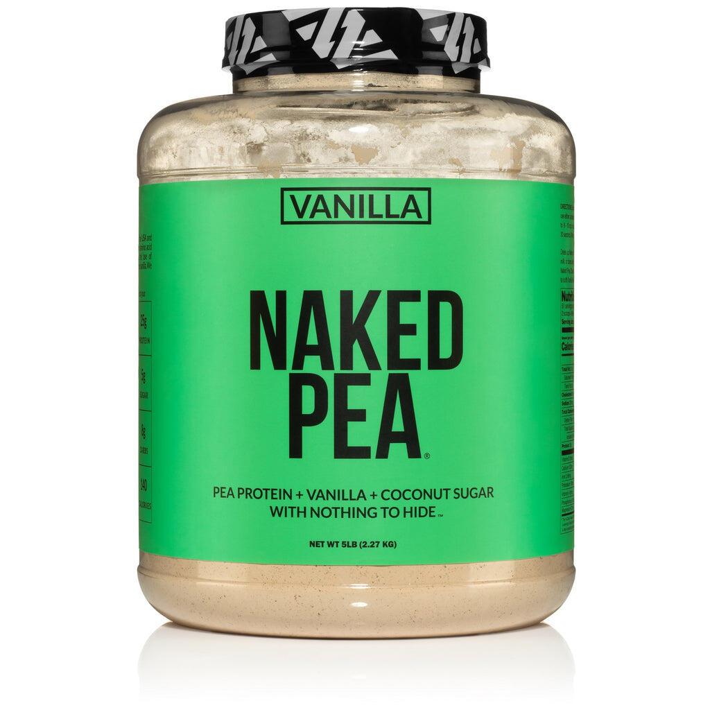 vanilla pea protein powder