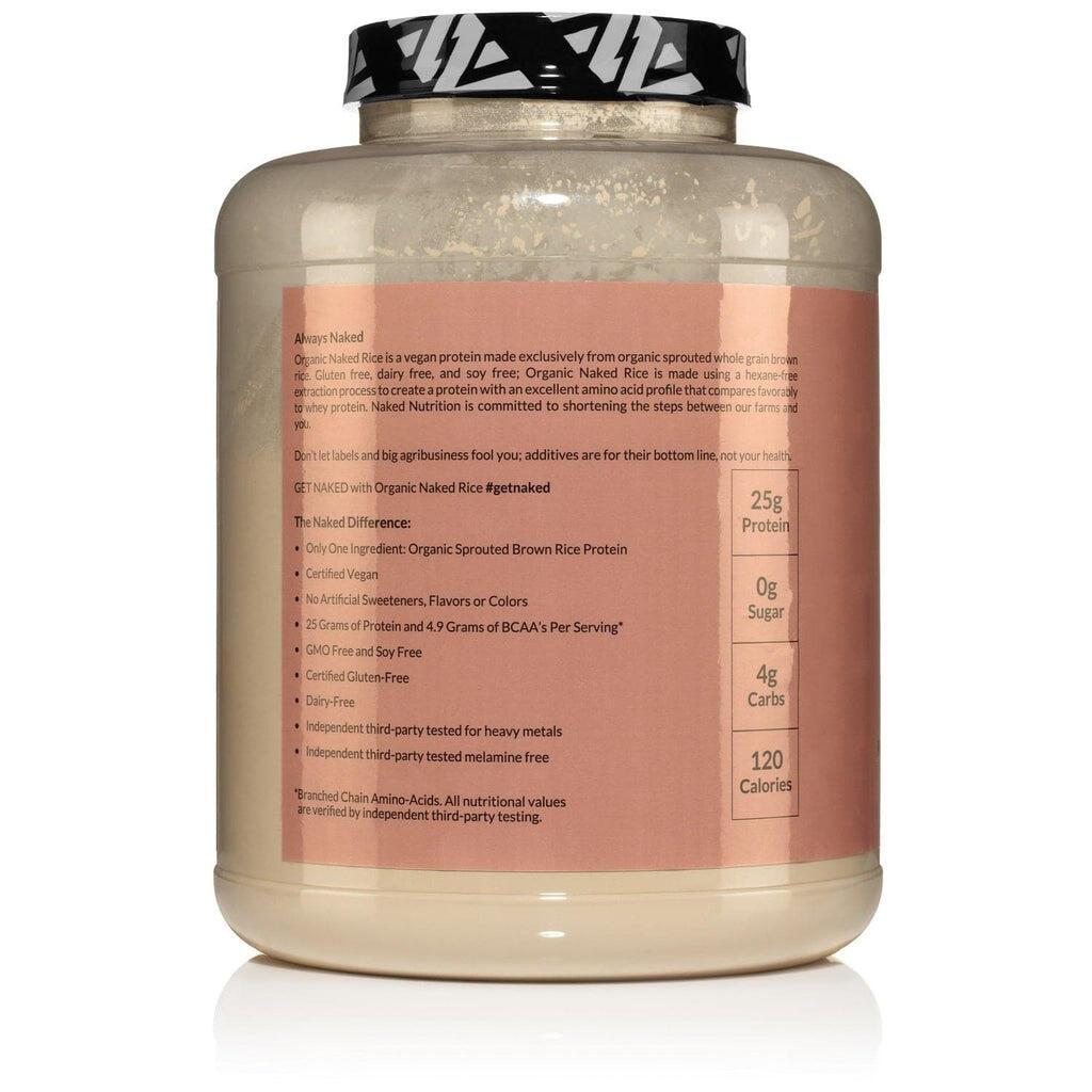 vegan rice protein powder