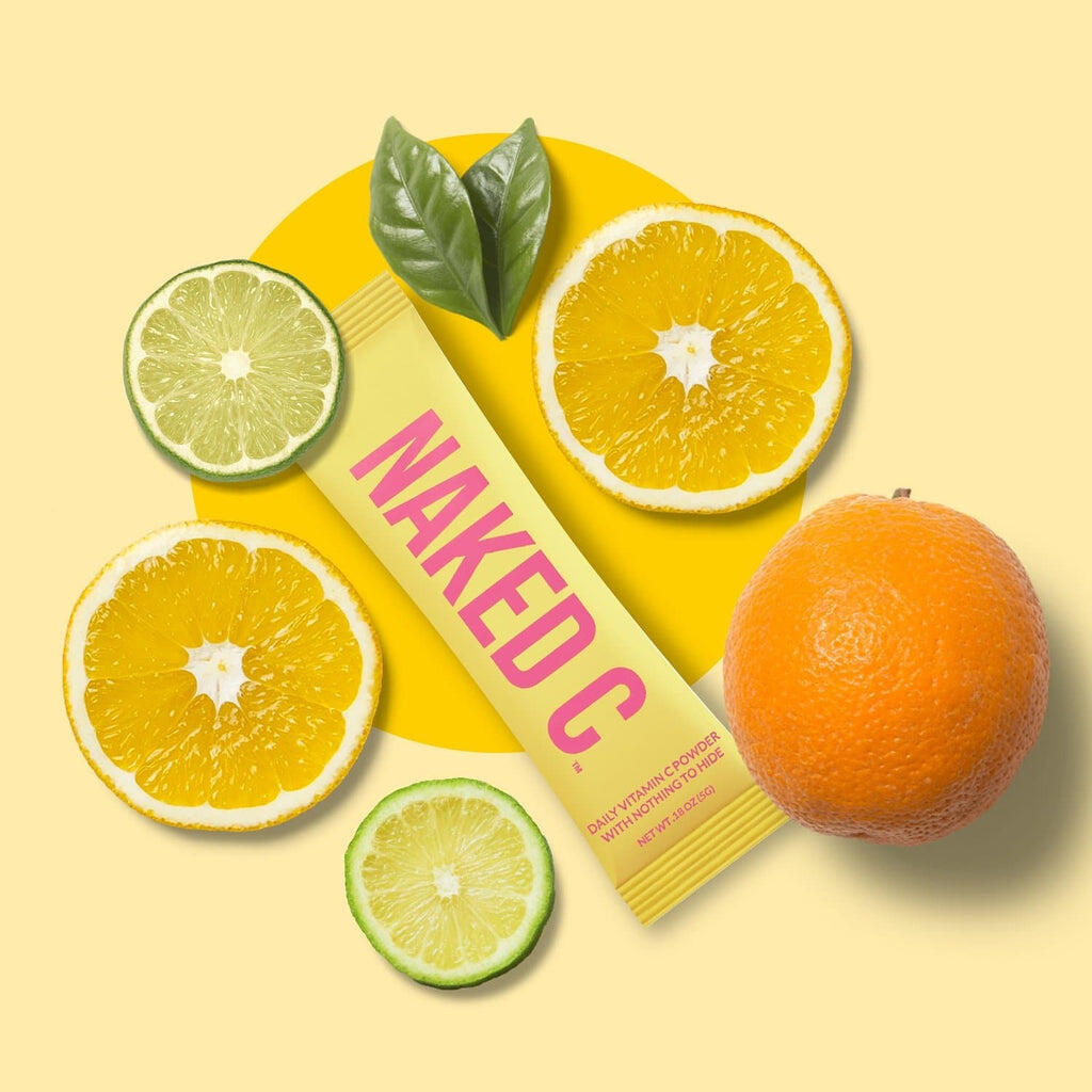 Vitamin C Packets | Naked C - 30 Servings
