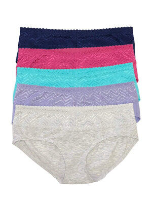 hipster panty pack color-fashion combo