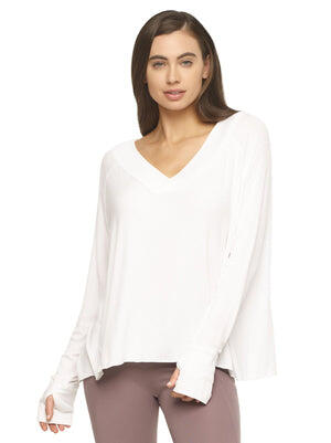 long sleeve shirt color-white