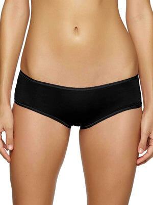 Felina Sublime Boyleg Panty color-black