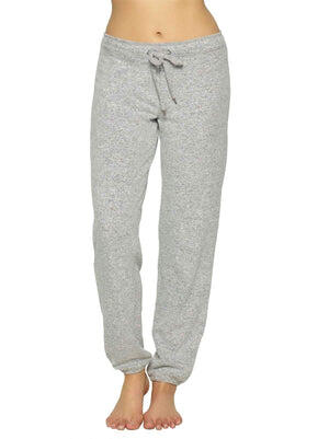 Felina Victoria Jogger Pant color-heather gray