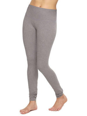 lurra leggings color-heather charcoal
