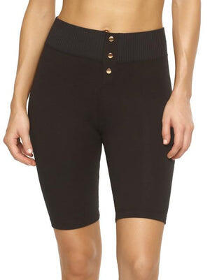 Lurra bike shorts color-black