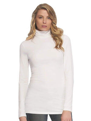 Long Sleeve Turtleneck 2-Pack color-black white