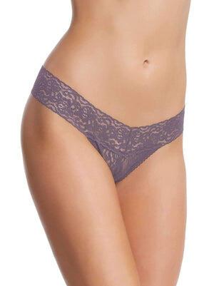 Felina Lace Thong color-flint