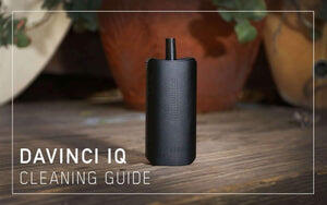 DaVinci IQ Cleaning Guide